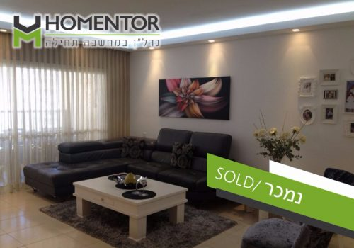 Apartments in Ashdod in Israel