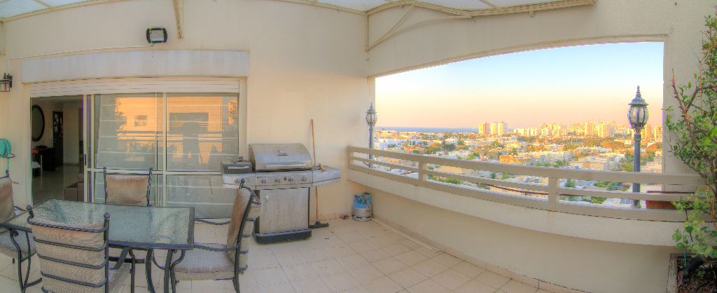 שונות למכירה מיני פנטהאוז דירה ענקית באשדוד - הוֹמֶנְטוֹר / Homentor VE-91