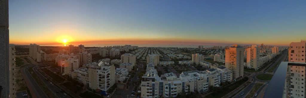 """פנטהאוז יוקרתי חלומי עם נוף מלא לים ברובע ט""""ז המבוקש באשדוד"""