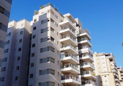 דירה להשכיר – 4 חדרים באשקלון , דקות מחוף הים