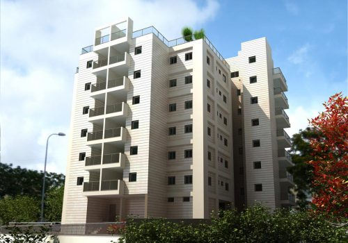 דירת 5 חד' חדשה מקבלן רח' האצל 4 אשדוד (מערבית)