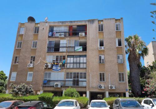 להשכרה דירת 3 חד' ברובע ד' אשדוד