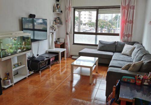 להשכרה דירת 3 חדרים ברובע י' אשדוד